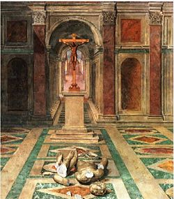 Tommaso Laureti's Triumph of Christianity