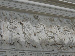 Ara Pacis / Altar of Peace of Augustus