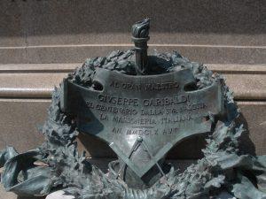 Statue to Garibaldi on the Janiculum Hill