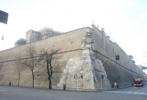 The Vatican Walls